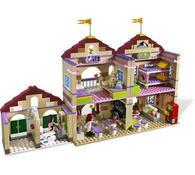 Lego Friends Prázdninový jezdecký tábor, vícebarevná