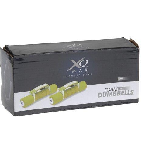 Set gantere Dumbell verde, 2 x 1 kg