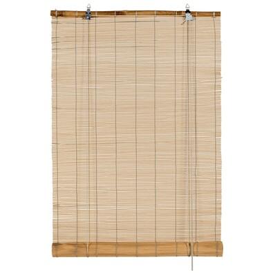 Roleta bambusová dub, 80 x 180 cm