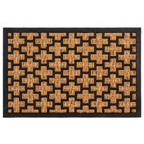 Kokosová rohožka Criss Cross, 40 x 60 cm