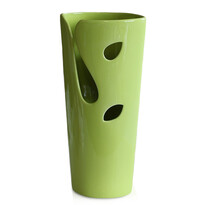 Wazon ceramiczny Spring mood, zielony