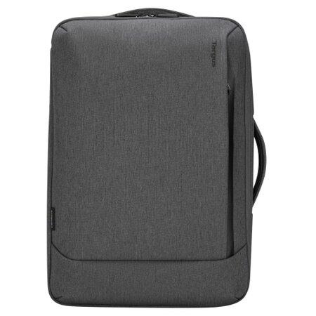 "Targus Cypress Security Backpack with EcoSmart 15.6"" TBB58802GL sivá"