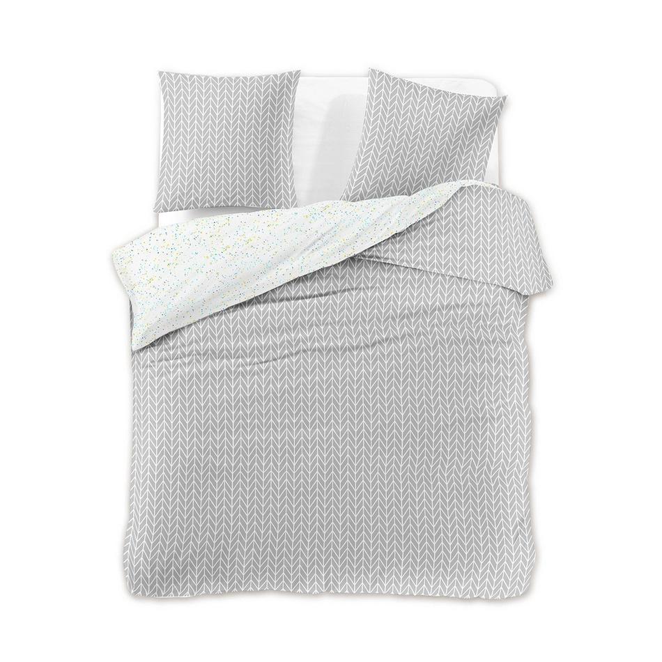 DecoKing Saténové obliečky Herringbone, 160 x 200 cm, 2 ks 70 x 80 cm, 160 x 200 cm, 2 ks 70 x 80 cm