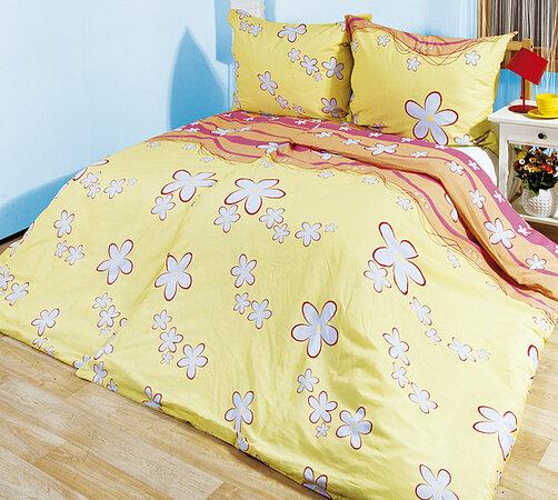 Bavlnené obliečky Felicita, 220 x 200 cm, 2 ks 70 x 90 cm