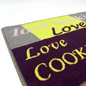 Vnitřní kuchyňská rohožka Cooking, 67 x 150 cm