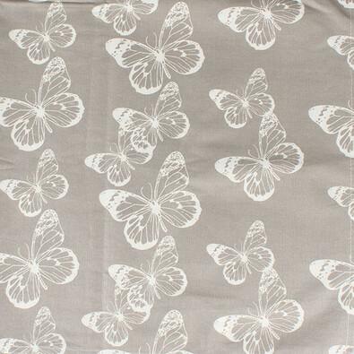 Faţă de masă Butterfly, din material textil lavabil, 145 x 145 cm