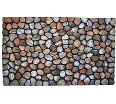 Covoraş intrare exterior Pebble Beach, 40 x 60 cm