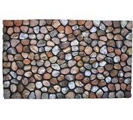 Venkovní rohožka Pebble Beach, 40 x 60 cm