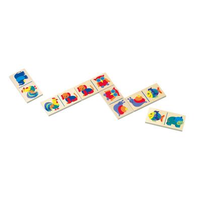 Bino Domino Animăluțe
