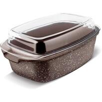 Lamart LT1155 Marble sütőedény főzőfedéllel, 7,5 l