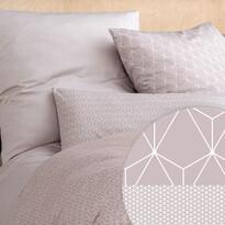 Lenjerie de pat din bumbac Stella Ateliers Romeo, 135 x 200 cm, 70 x 90 cm