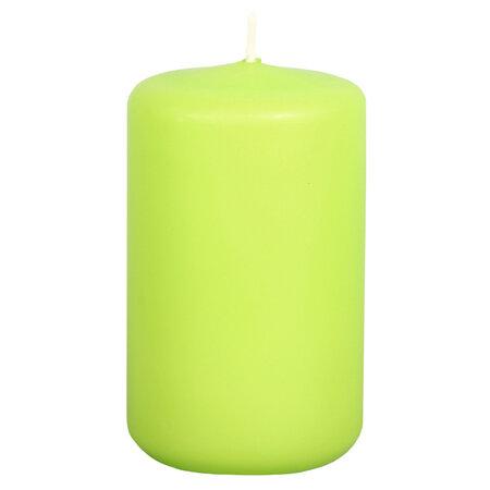 Classic gyertya zöld, 20 cm