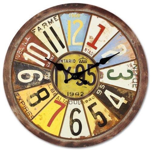 Nástěnné hodiny Espesete, pr. 34 cm