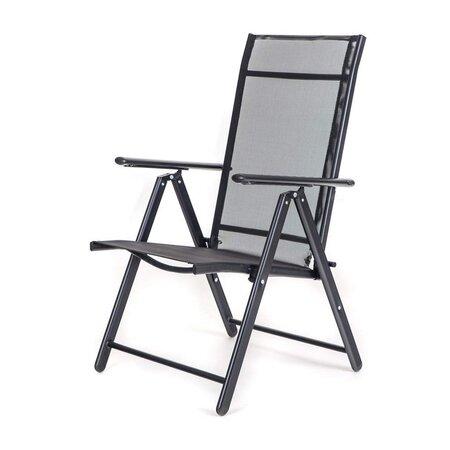 Happy Green Záhradná polohovacia stolička Ramona, 57 x 68 x 93 cm
