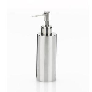 Kela Dávkovač mýdla Intense stříbrná, 150 ml