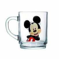 Mäser Sklenený hrnek Disney Mickey, 250 ml