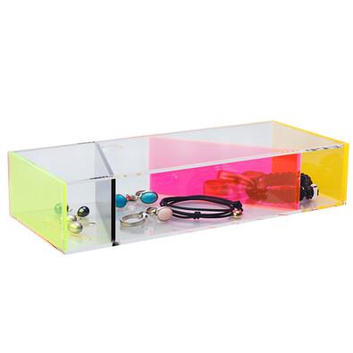 Šperkovnice Diamond Box 29 cm, barevná