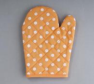 Teflonový nůž s chňapkou ZDARMA oranžová