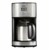 DOMO DO474K kávéfőző időzítő funkcióval és termokannával