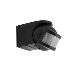 SENZOR PIR pohybové čidlo 210°, černá, Panlux