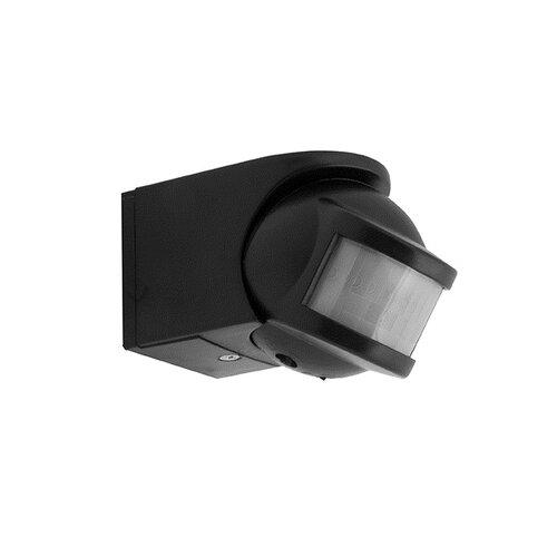 SENZOR PIR pohybové čidlo 210°, čierna, Panlux