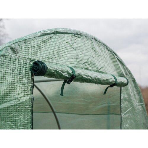 Happy Green Tunel foliowy Premium zielony, 2 x 3 m