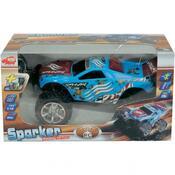 Monster truck na dálkové ovládání, modrá