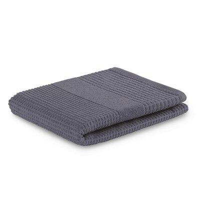 AmeliaHome Ręcznik Plano ciemnoszary, 50 x 90 cm