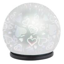 Rabalux 4551 Laila detské LED svietidlo, biela