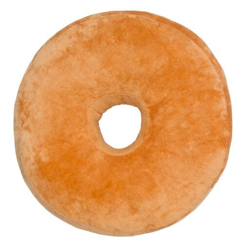 3D párna Donut barna, 38 cm