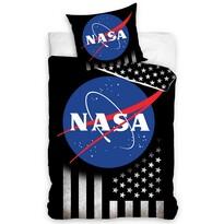 Bavlnené obliečky NASA Silver Stars, 140 x 200 cm, 70 x 90 cm