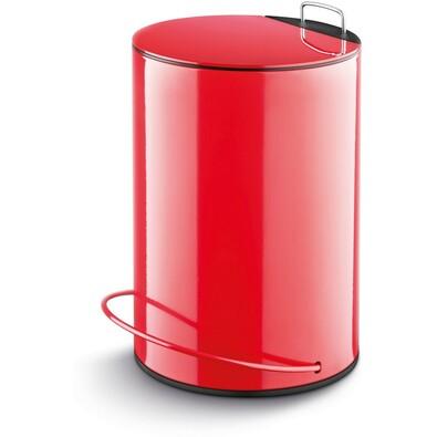 Lamart LT8006 DUST odpadkový koš 5 l červená