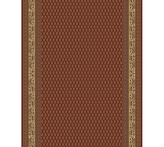 Spoltex Perzský Metrážový behúň Melody vínový, 70 x 300 cm
