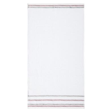 4Home Ručník New Bianna bílá, 50 x 90 cm