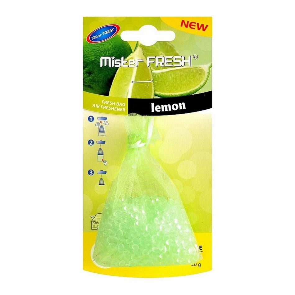 Odświeżacz powietrza Fresh bag, cytryna