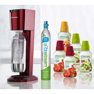Set sodastream