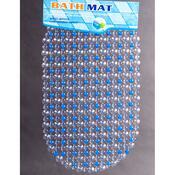 Protiskluzová podložka do vany Doti modrá, 70 x 40 cm