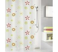 Koupelnový závěs Peace Meusch, 180 x 200 cm