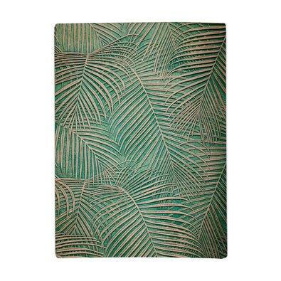 Domarex Kobereček z paměťové pěny Luxury Palms, 120 x 160 cm