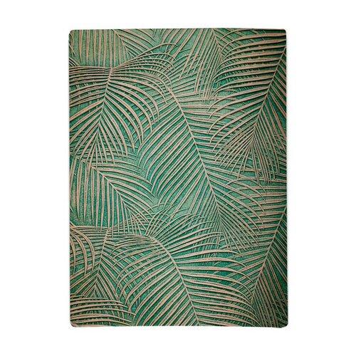 Domarex memóriahabos kisszőnyeg Luxury Palms, 120 x 160 cm
