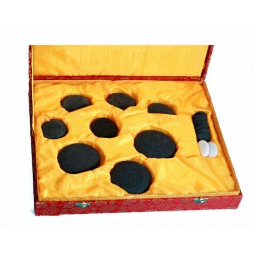 Modom Lávové masážní kameny Basalt, 18 ks