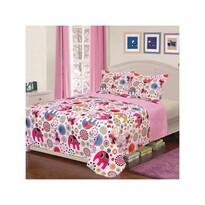 Domarex Narzuta na łóżko dziecięca ELEPHANT, 150 x 200 cm