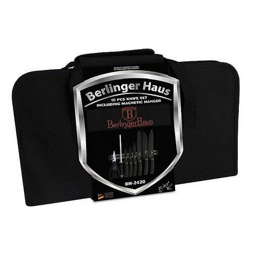 Berlinger Haus 10 részes késkészlet Black Rose Collection