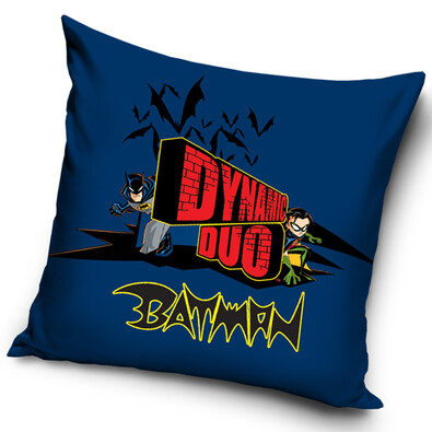 Polštářek Batman 8004, 40 x 40 cm