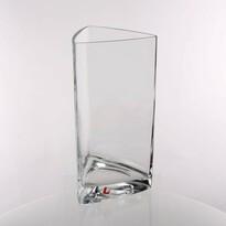 Altom Sklenená váza Trio, 30 cm