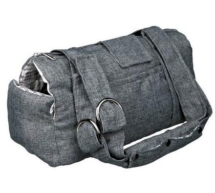 cestovní taška trixie riley s kapsami, pěnová výpl