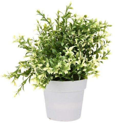 Umelá kvetina bylinky, 24 cm