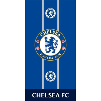 Osuška FC Chelsea FC, 70 x 140 cm