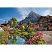 Trefl Puzzle A nyári Alpok, 2000 részes