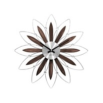 Lavvu Crystal Flower LCT1110 falióra, barna, 49 cm